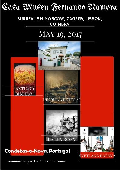 Coimbra poster